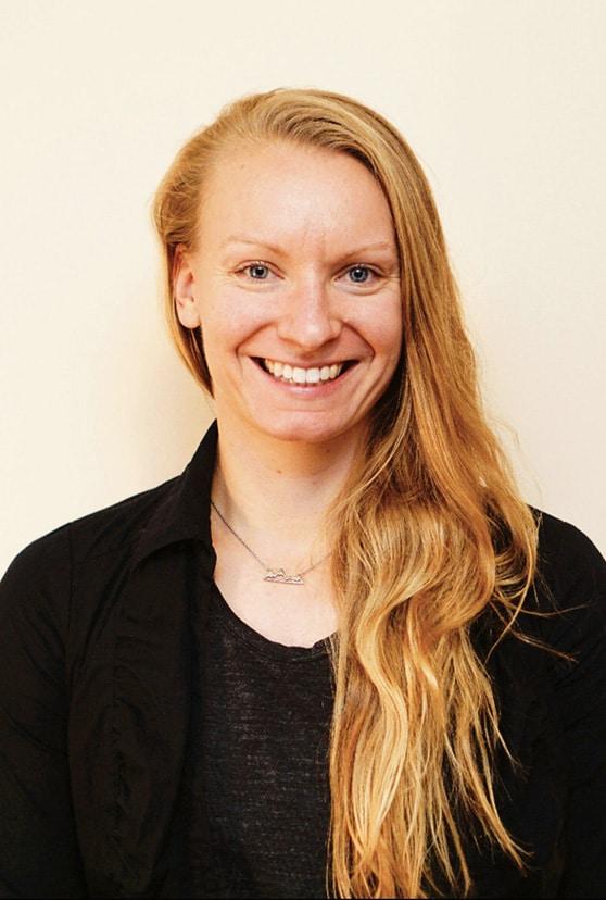 Genevieve Arnaud - Registered Holistic Nutritionist